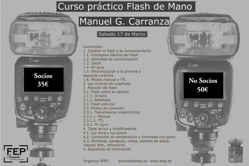 Curso Práctico sobre manejo del flash 2