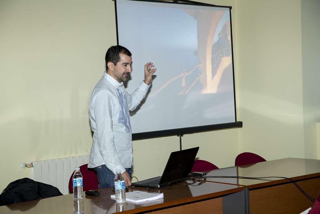 Aceptación máxima en el taller del Profesor Hugo Rodriguez 2