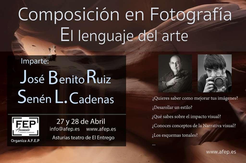 Curso Composición en fotografía el lenguaje del arte 1