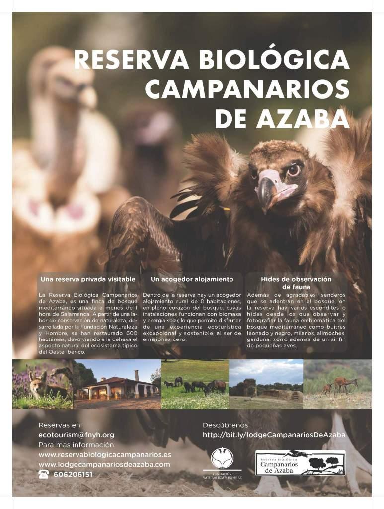 Anuncio Campanarios de Azaba